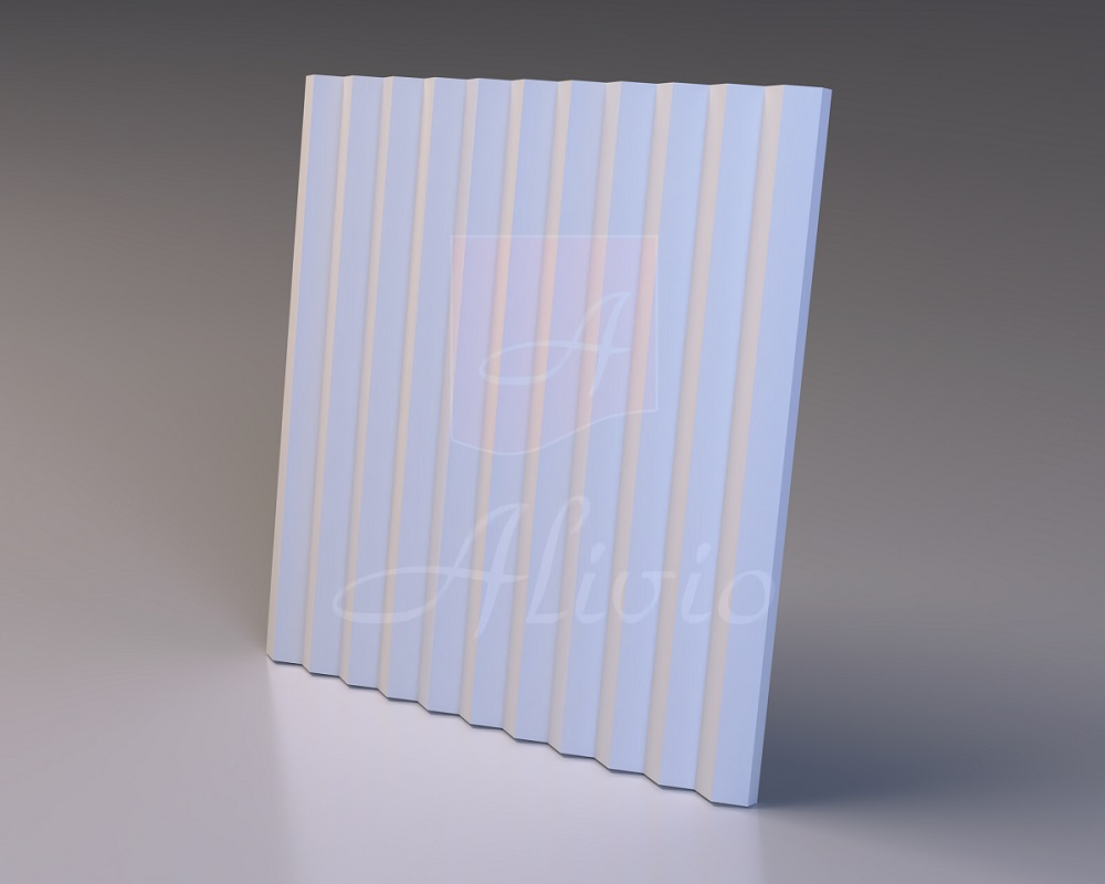 3d панели Linea - 60х60 см
