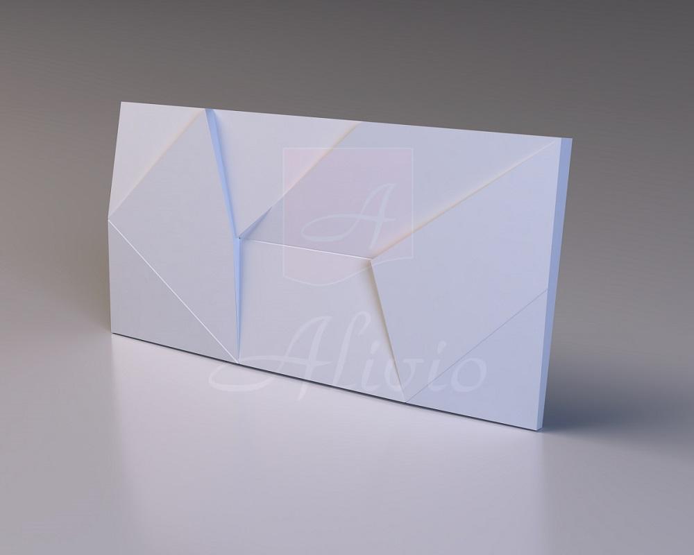 Гипсовые панели Rock mini - 60x30 см