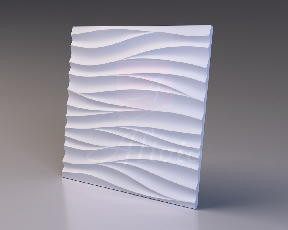 Гипсовые панели Welle - 60х60 см