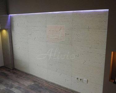 3Д панели гипсовые Loft - 60x29.5 см