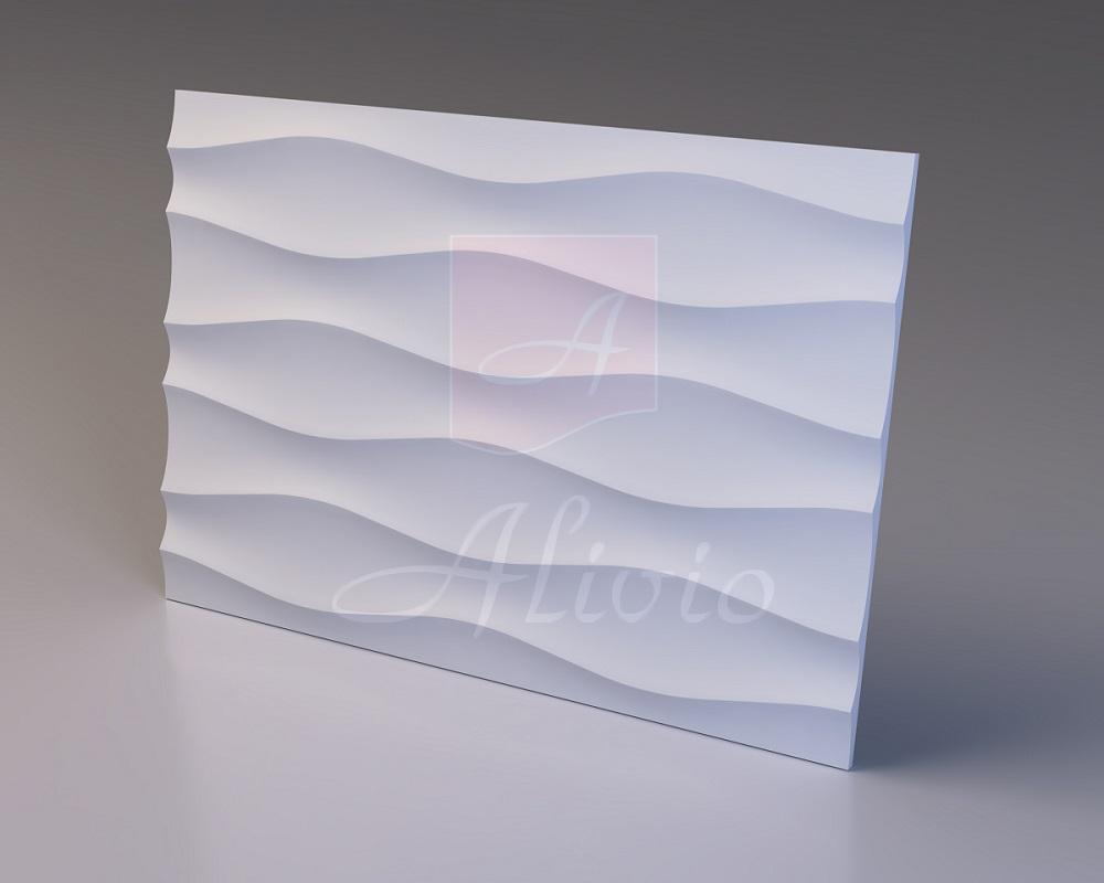 Стеновые панели Rock - 100x50 см