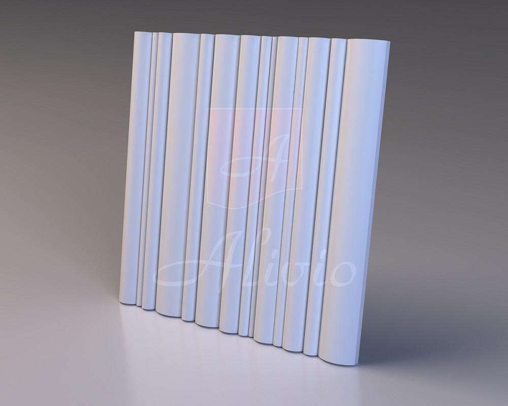 3d панели Velum - 60x60 см
